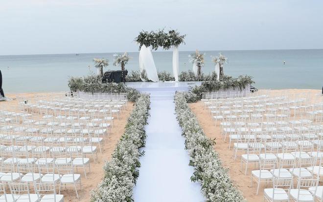 đám cưới vào mùa hè