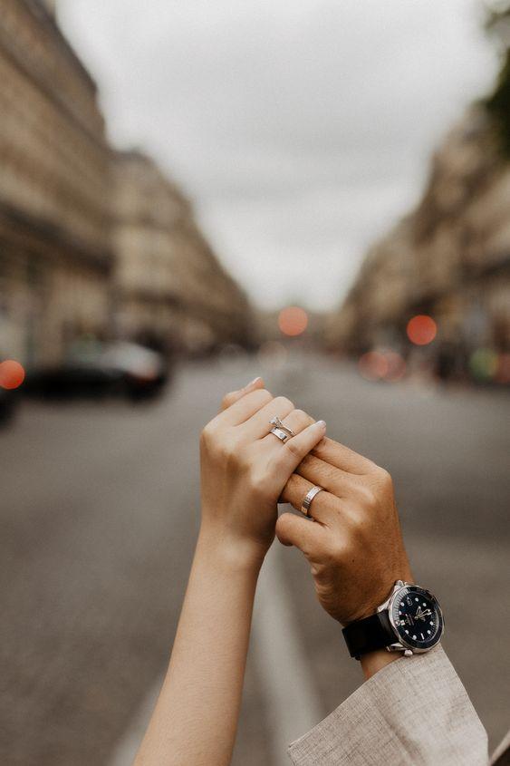 nhẫn cầu hôn