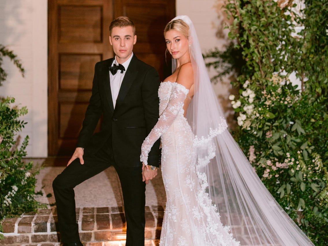 Lễ cưới của Justin Bieber và Hailey Baldwin