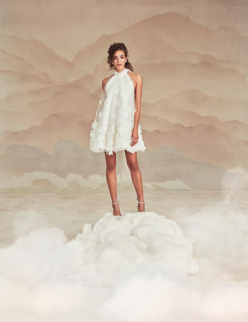 xu hướng váy cưới 2022