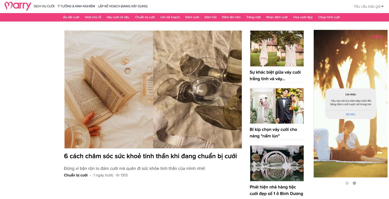 blog marry