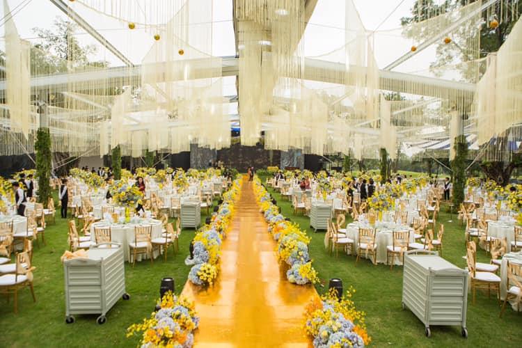 nhà hàng tiệc cưới Golf Sông Bé Bình Dương