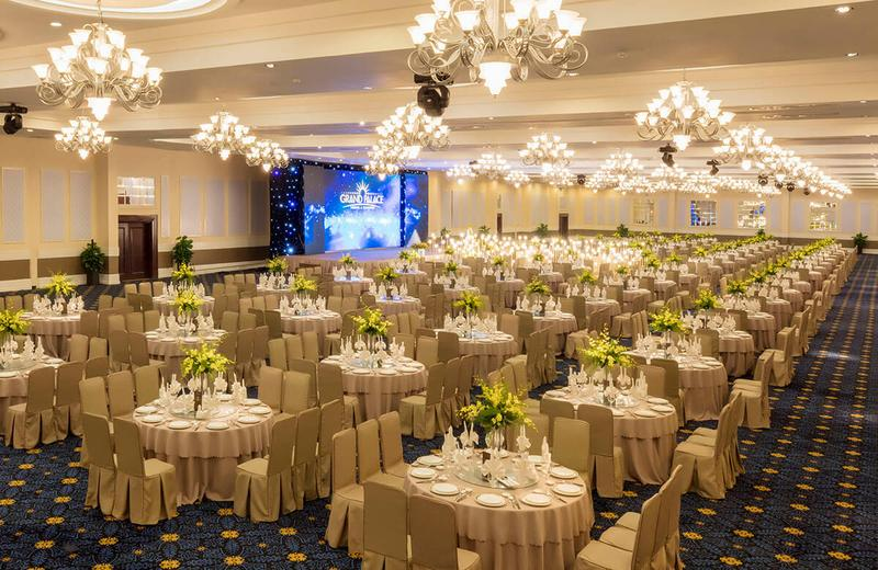 nhà hàng tiệc cưới