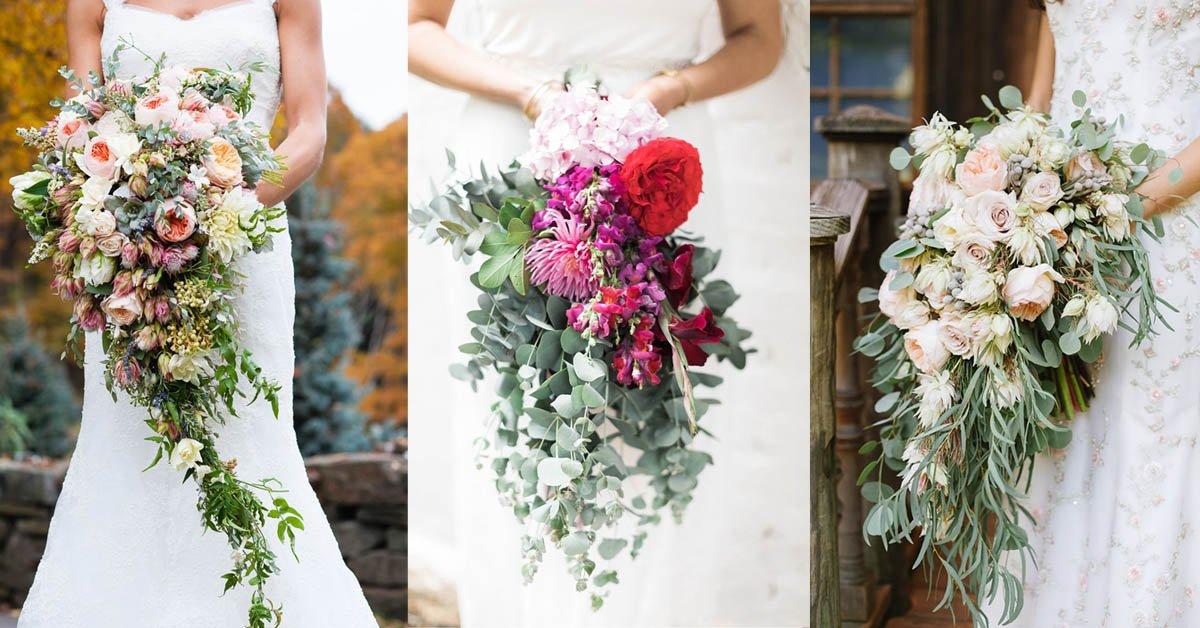 hoa cưới xếp tầng