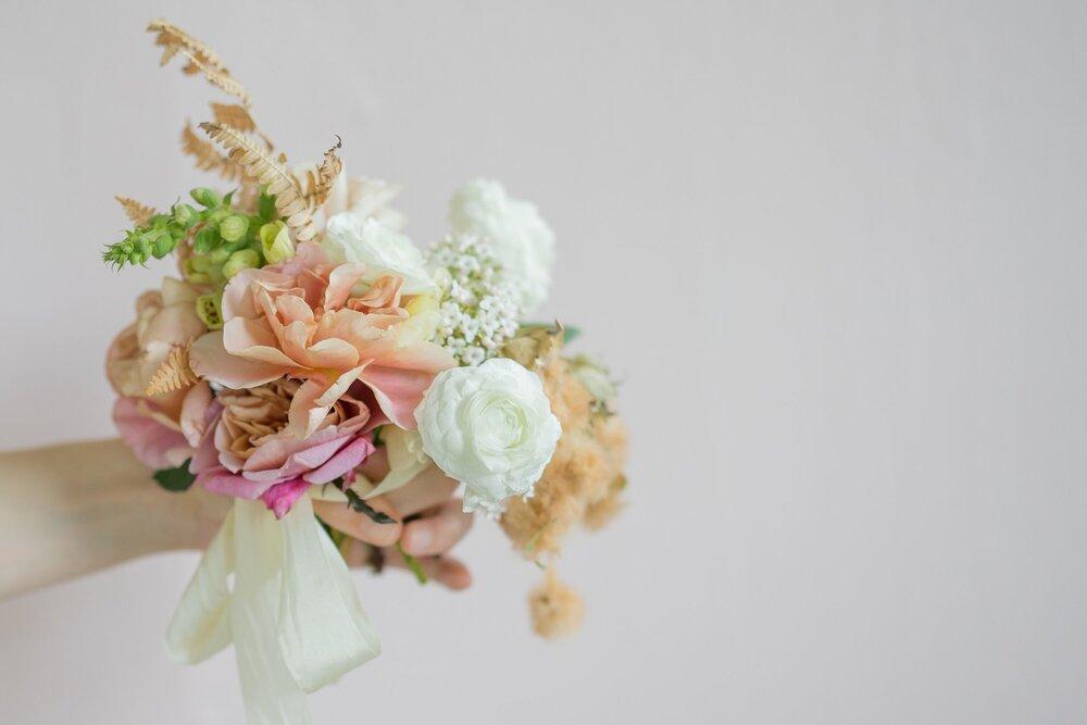 hoa cưới posy đẹp sang trọng