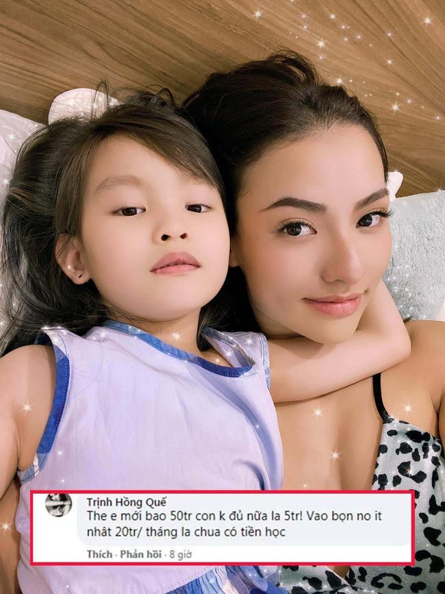 Chi phí nuôi con của các sao Việt