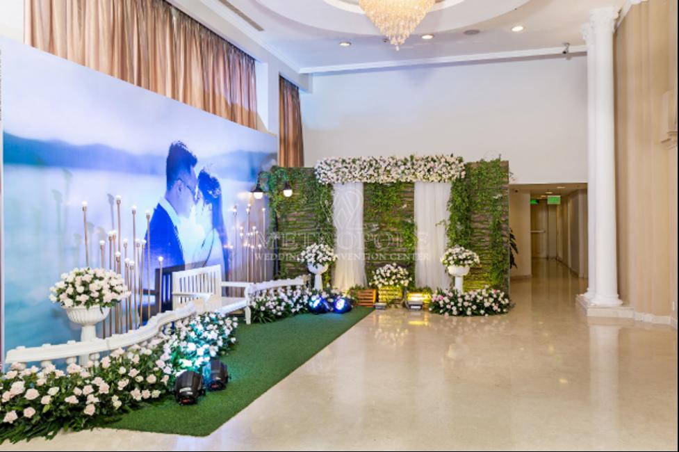 tiệc cưới đẹp nhất