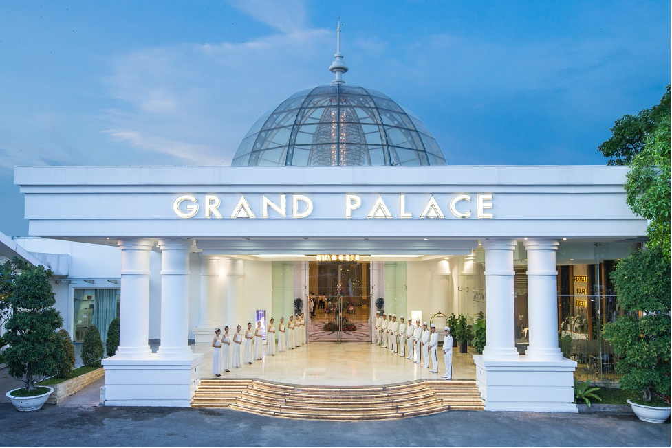 trung tâm hội nghi Grand Palace