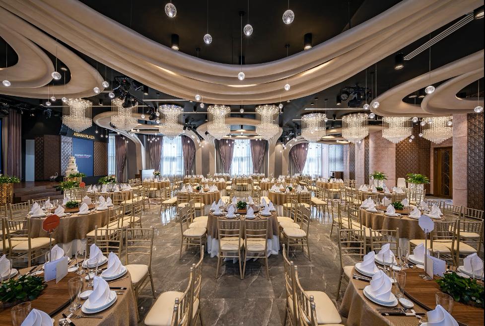nhà hàng tiệc cưới sang trọng
