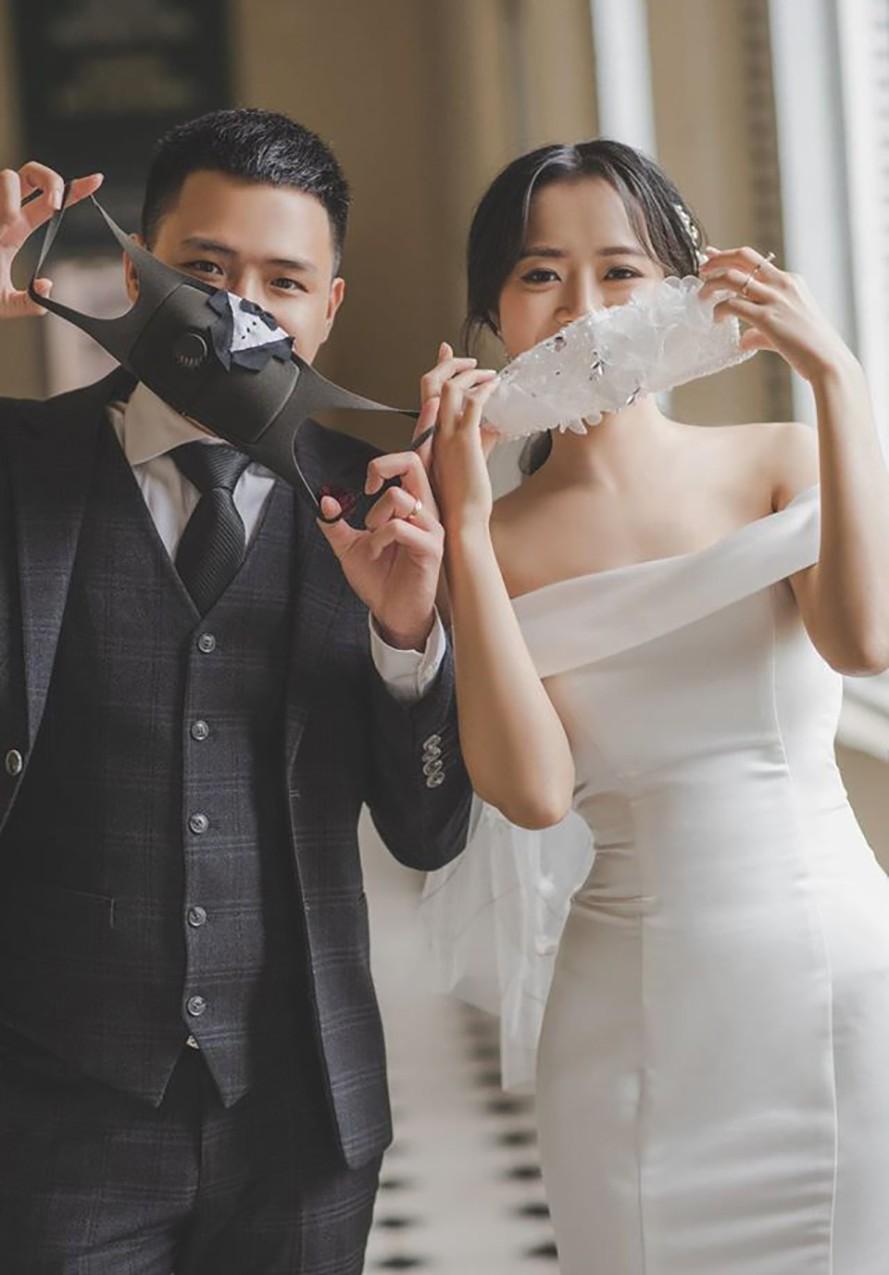 đám cưới mùa covid