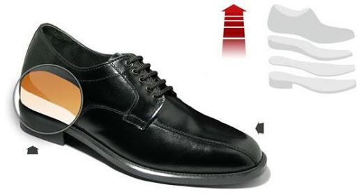 giày tắng chiều cao nam
