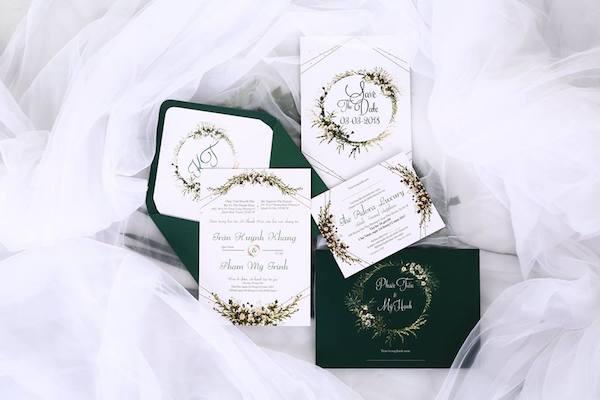 kế hoạch chuẩn bị đám cưới