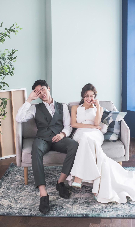 tạo dáng khi chụp ảnh cưới