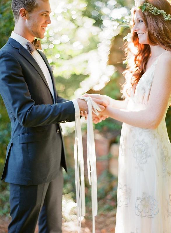 nghi thức đám cưới