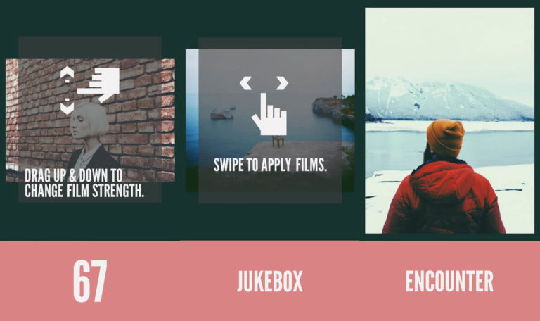 app chụp hình màu phim