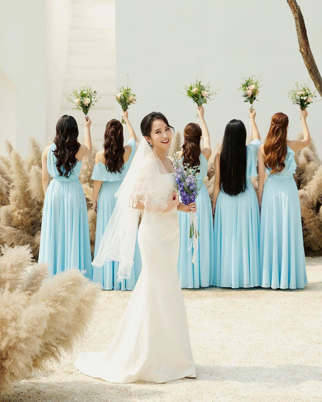 Vai trò của phù dâu là gì Marry