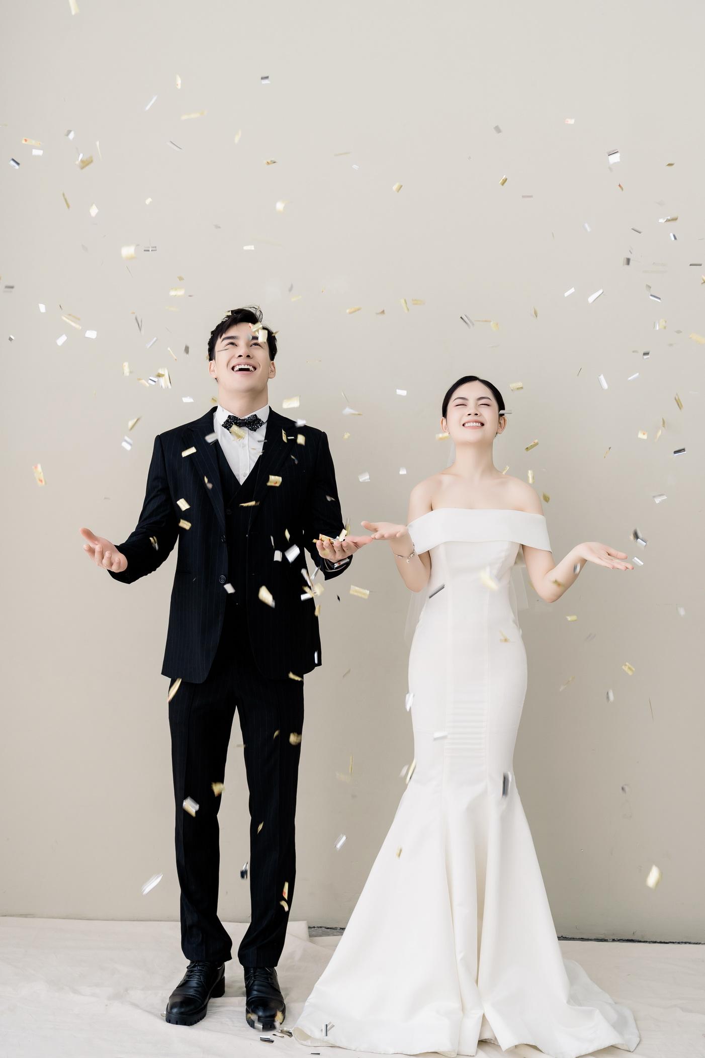 xu hướng chụp ảnh cưới trong studio