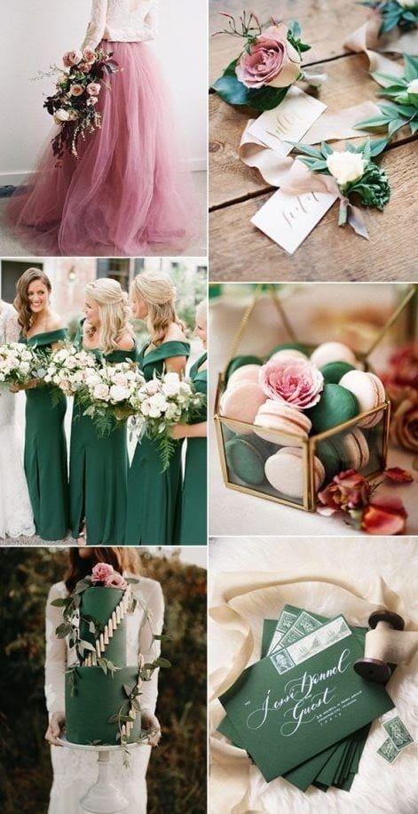 màu cưới 2021