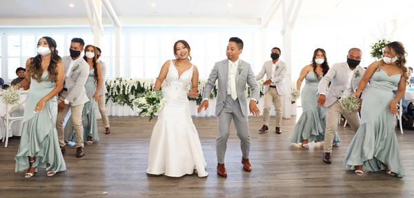 lưu ý khi tổ chức đám cưới 10 người