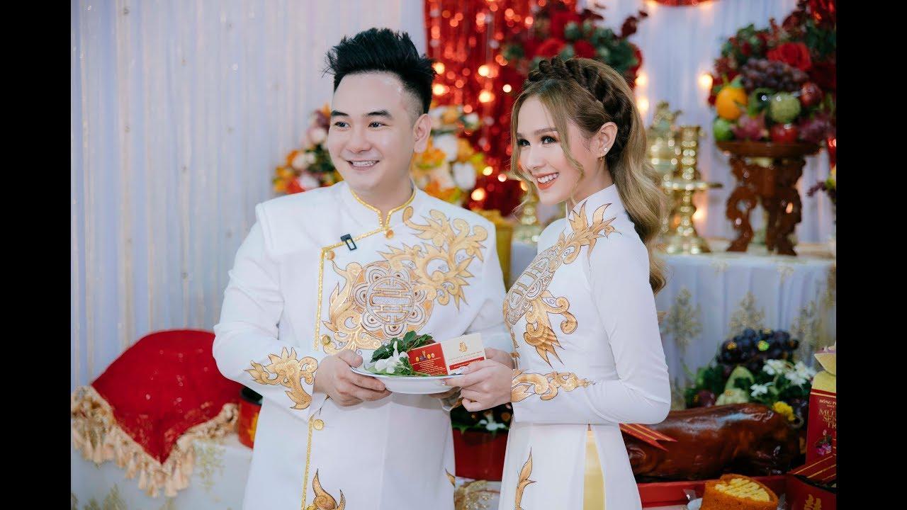 bàn bạc về lễ cưới