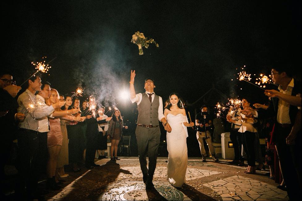 after party đám cưới tại sheraton hanoi