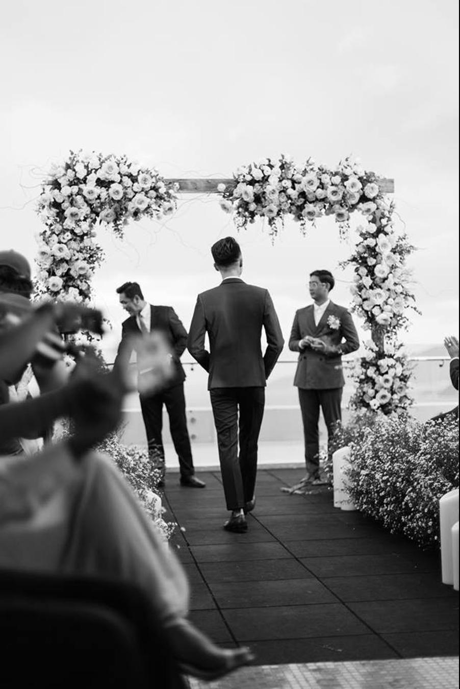 đám cưới tại Sheraton Nha Trang