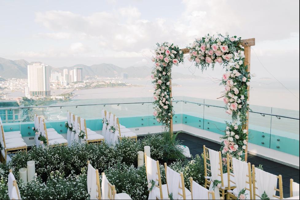 Destination wedding đám cưới tại nha trang