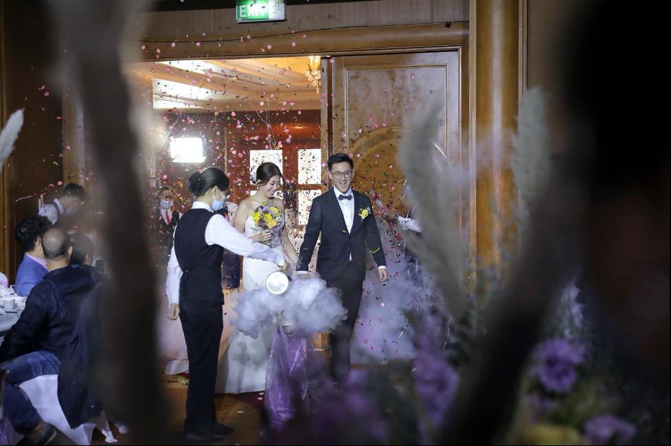 Đám cưới tại hanoi