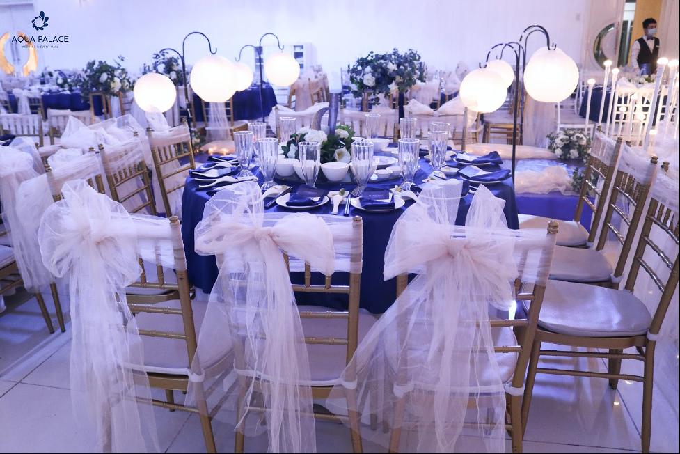 tiệc cưới aqua