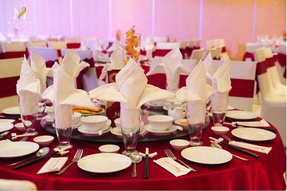 nhà hàng tiệc cưới melisa