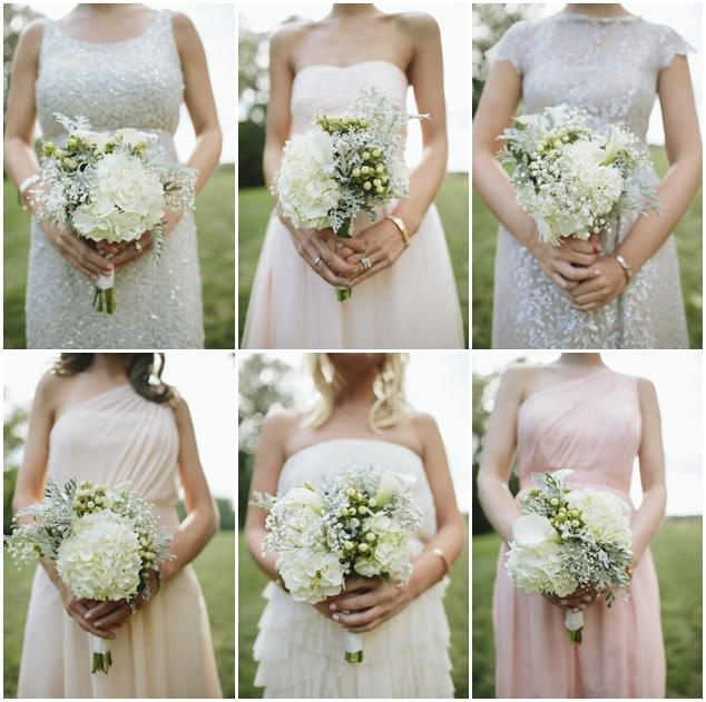 Hoa cưới phù dâu