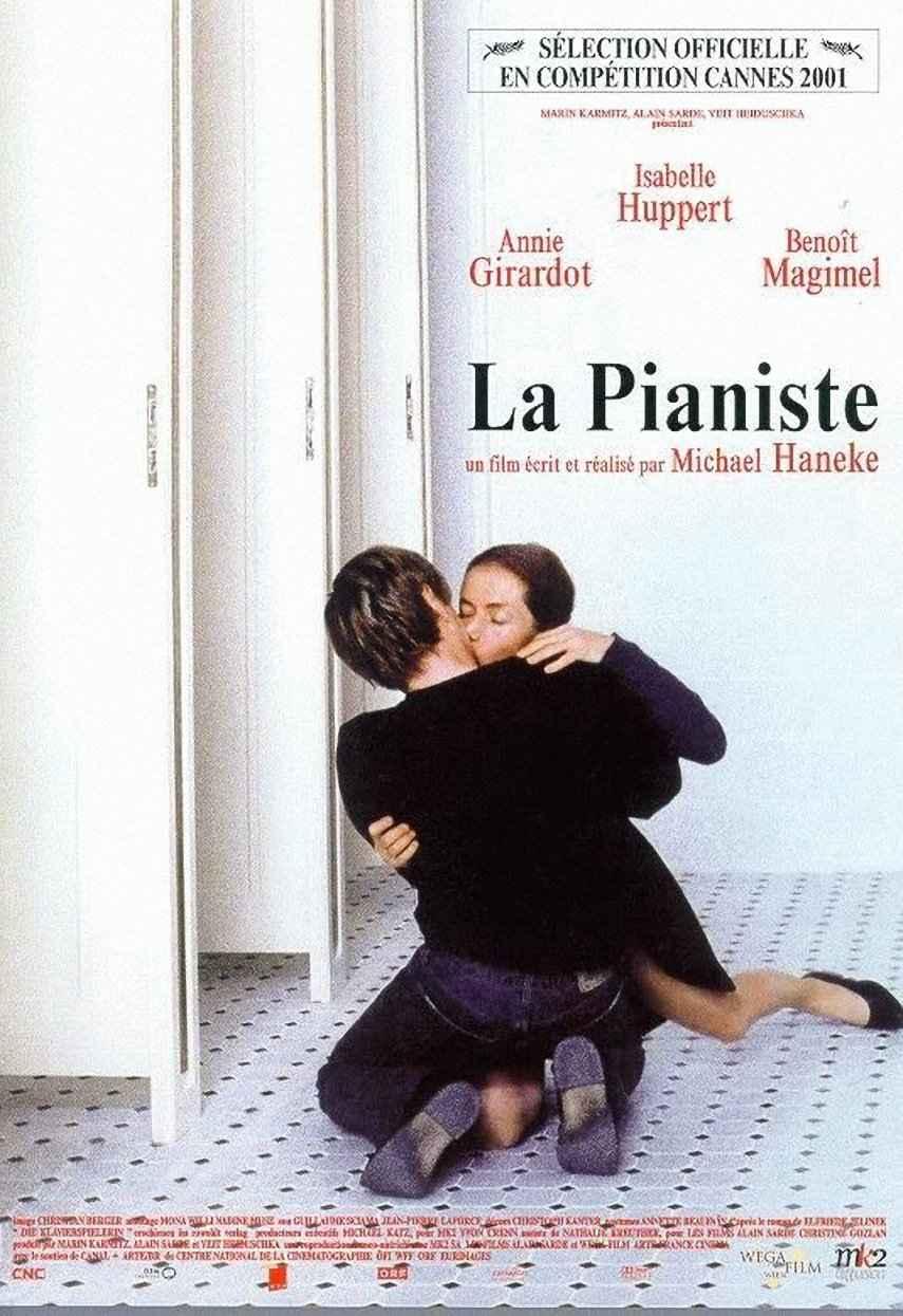 những bộ phim 18+ hay nhất lịch sử - the piano teacher - 4