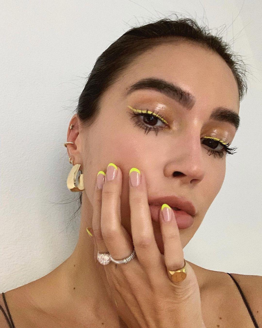 Xu hướng makeup Tiktok