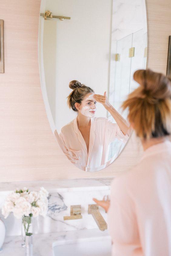 chăm sóc da trước ngày cưới