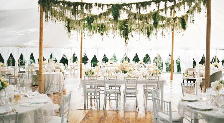 Tiệc cưới ngoài trời lãng mạn tại Crystal Palace