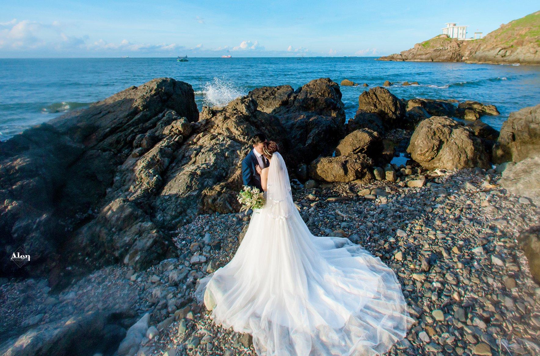 Hệ thống cửa hàng dịch vụ ngày cưới ALEN Marry