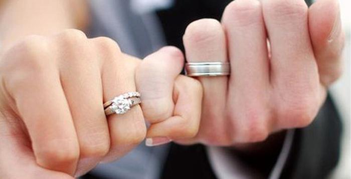 Kiêng kỵ khi đeo nhẫn cưới