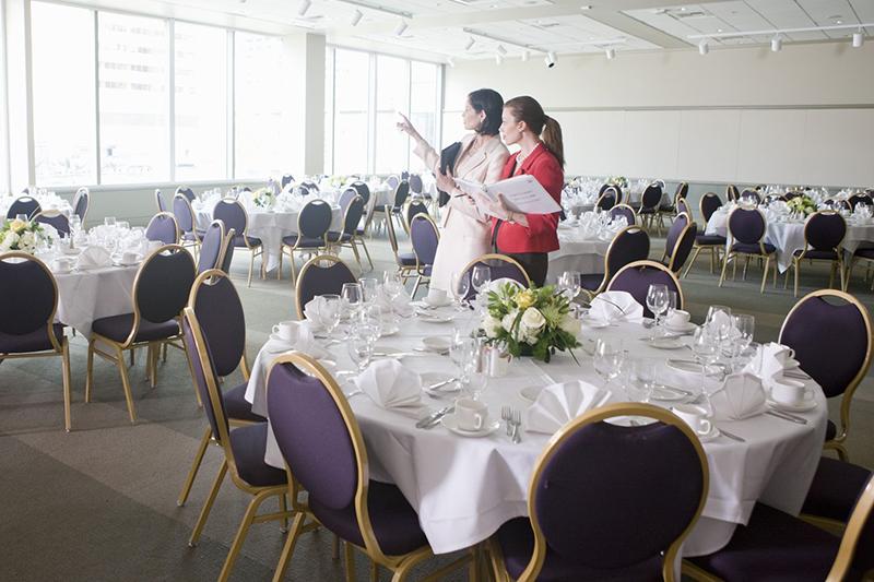 Xác định địa điểm wedding planner