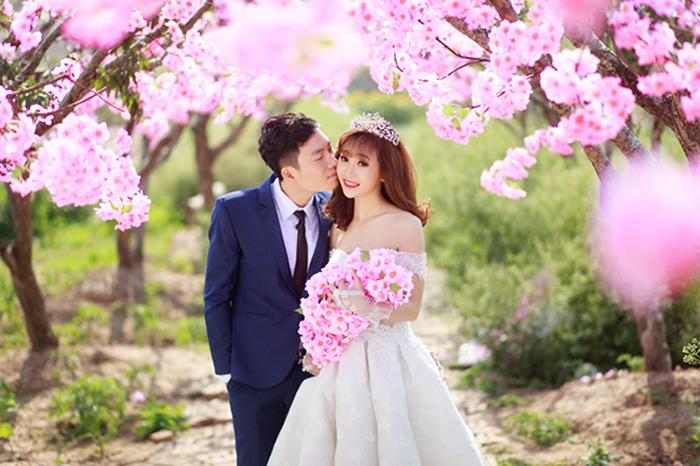 Thời điểm chụp ảnh cưới