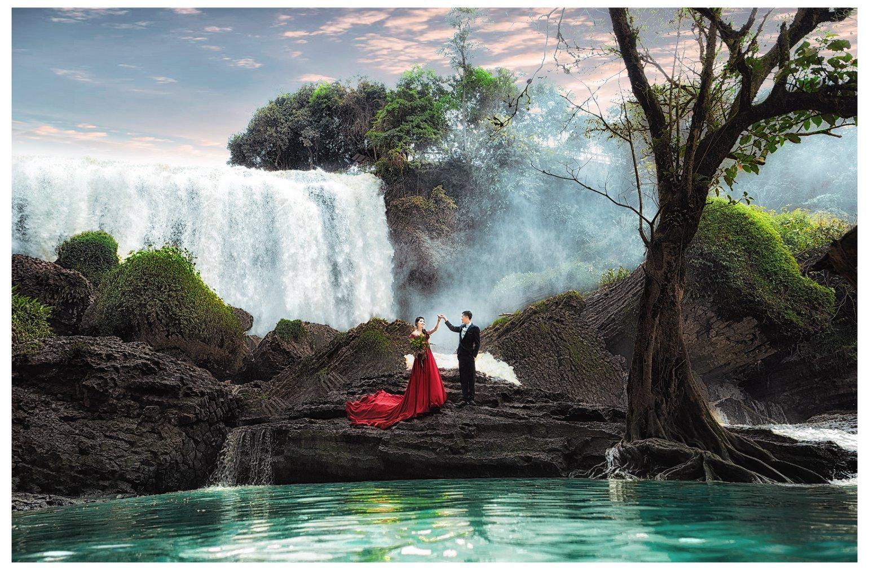 Chụp Ảnh Cưới Đẹp Đà Lạt Ohlala studio Marry