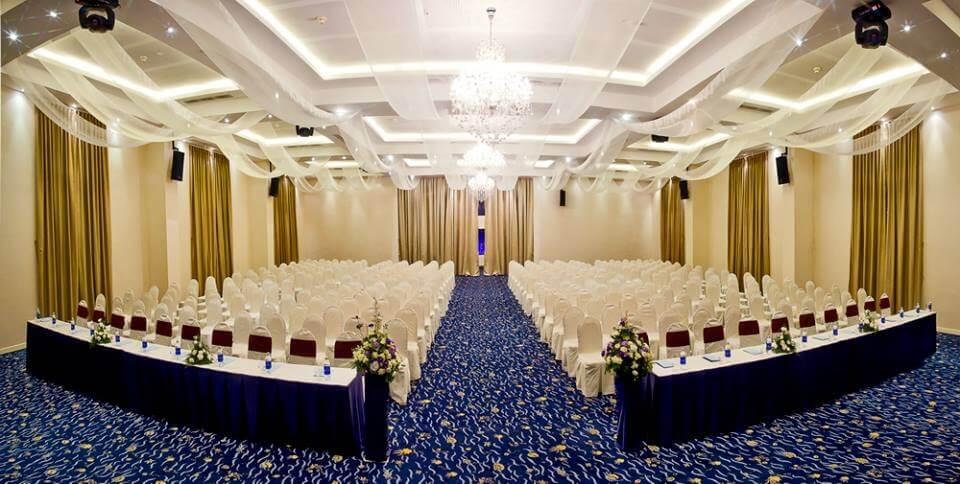 Trung tâm tiệc cưới - hội nghị saphire Marry