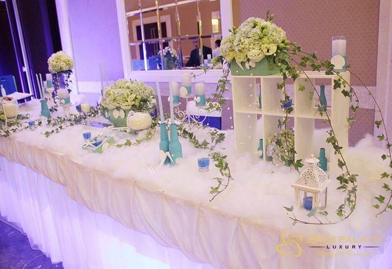 Trung tâm hội nghị tiệc cưới Eros Palace Marry