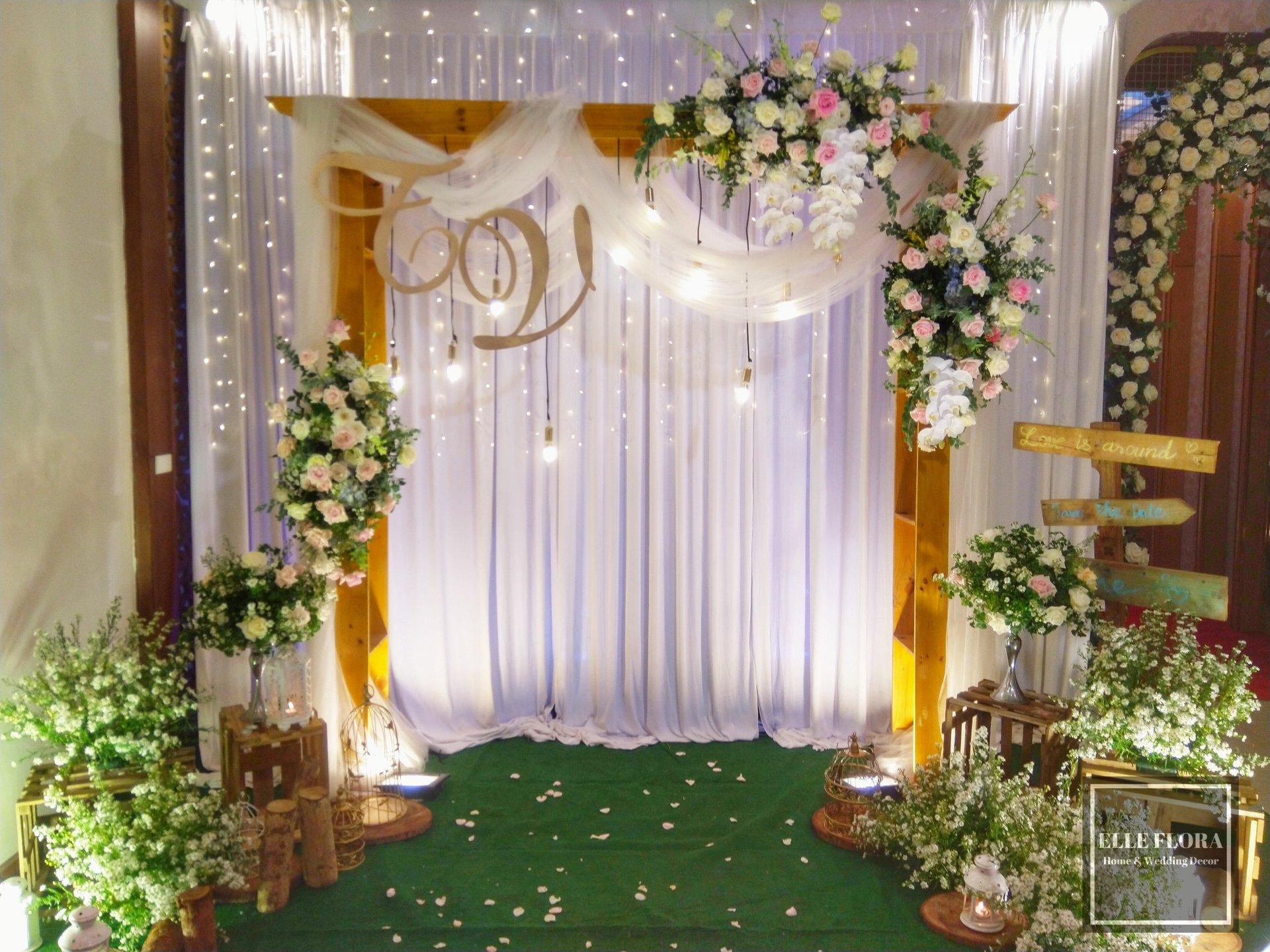 ELLE FLORA Marry