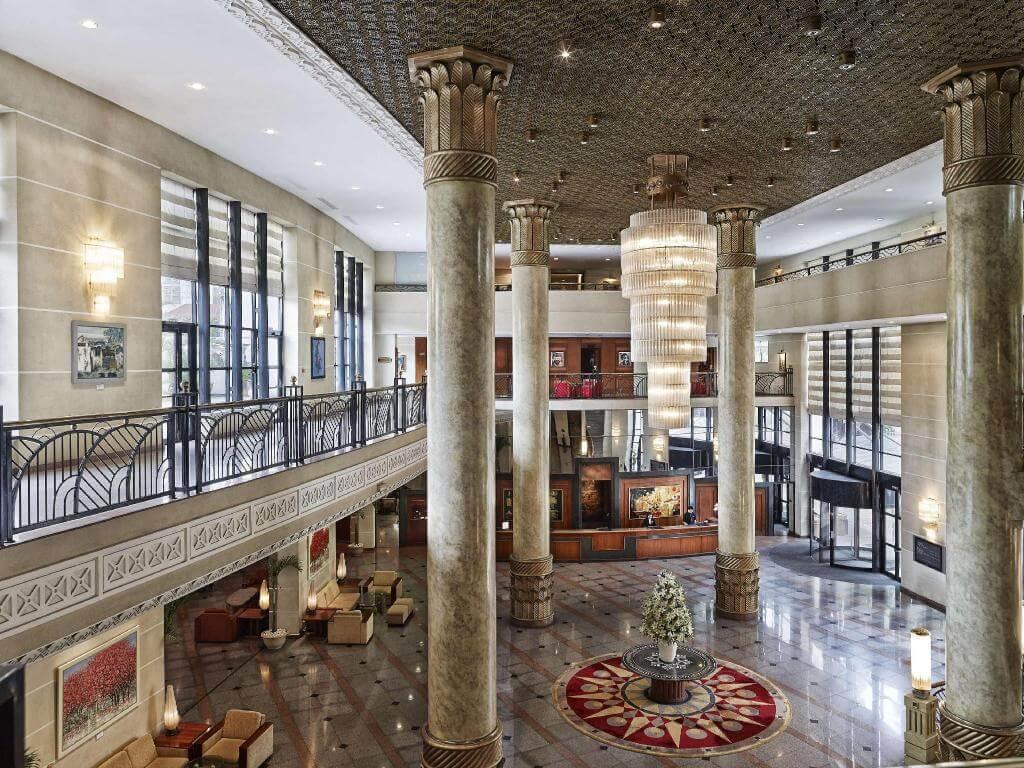 Hilton Hanoi Opera Hotel Marry