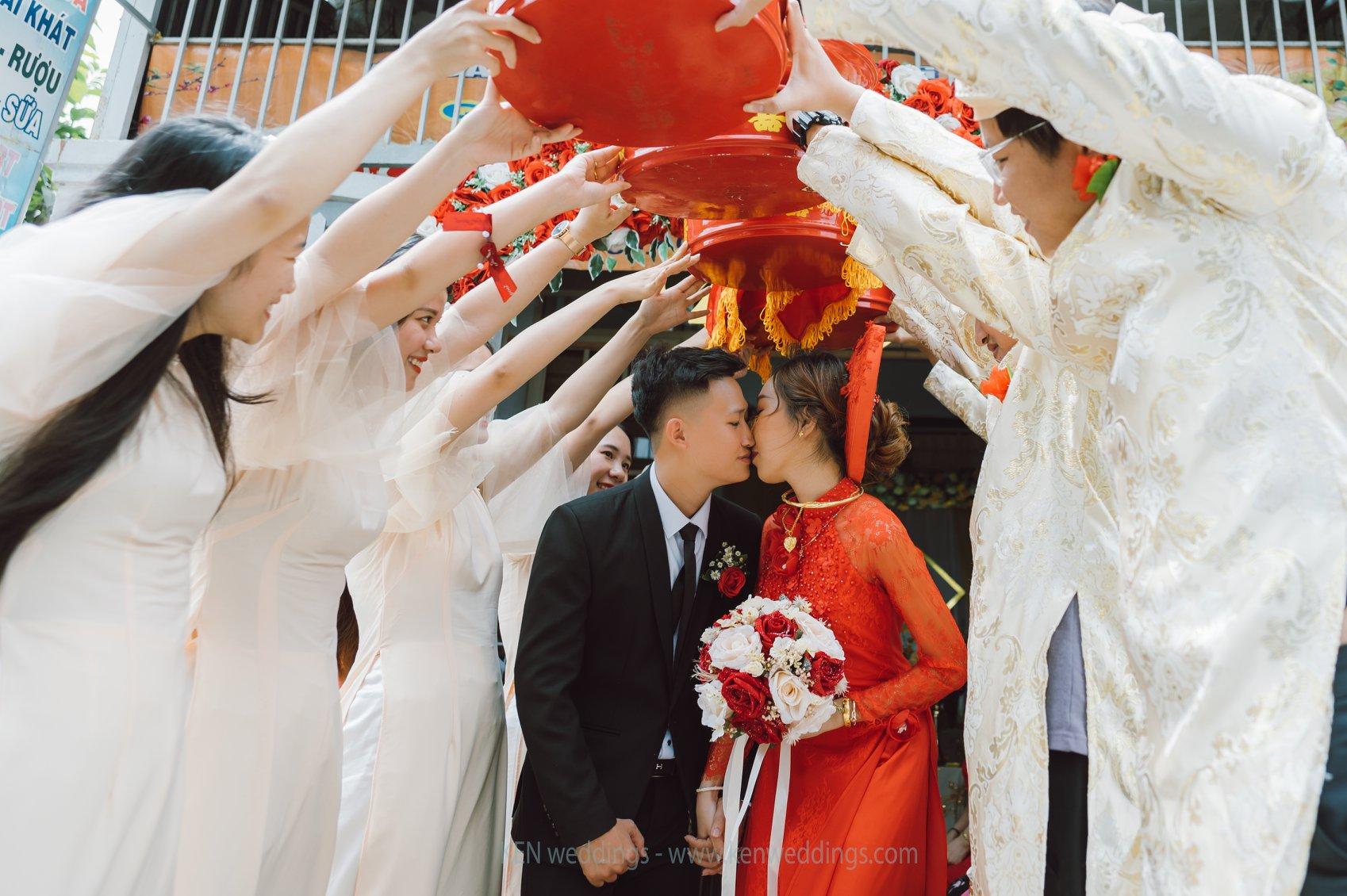 Ken Wedding Marry