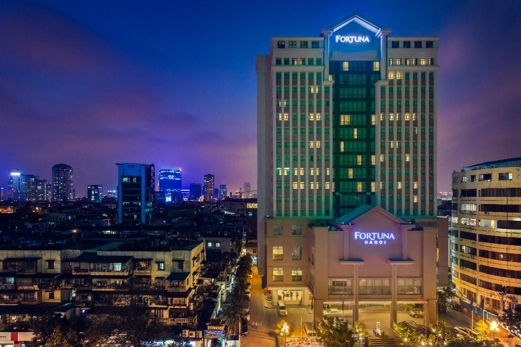 Khách sạn Fortuna Hà Nội Marry