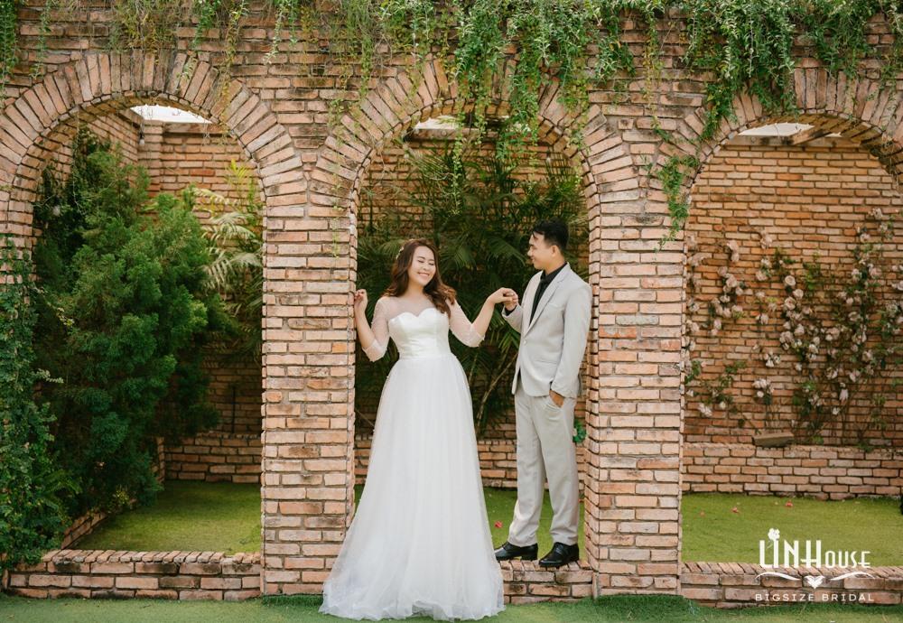 Lin House Bigsize Bridal Marry