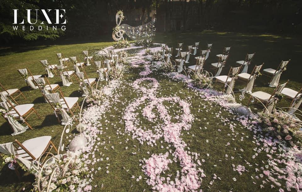 Luxe wedding Marry
