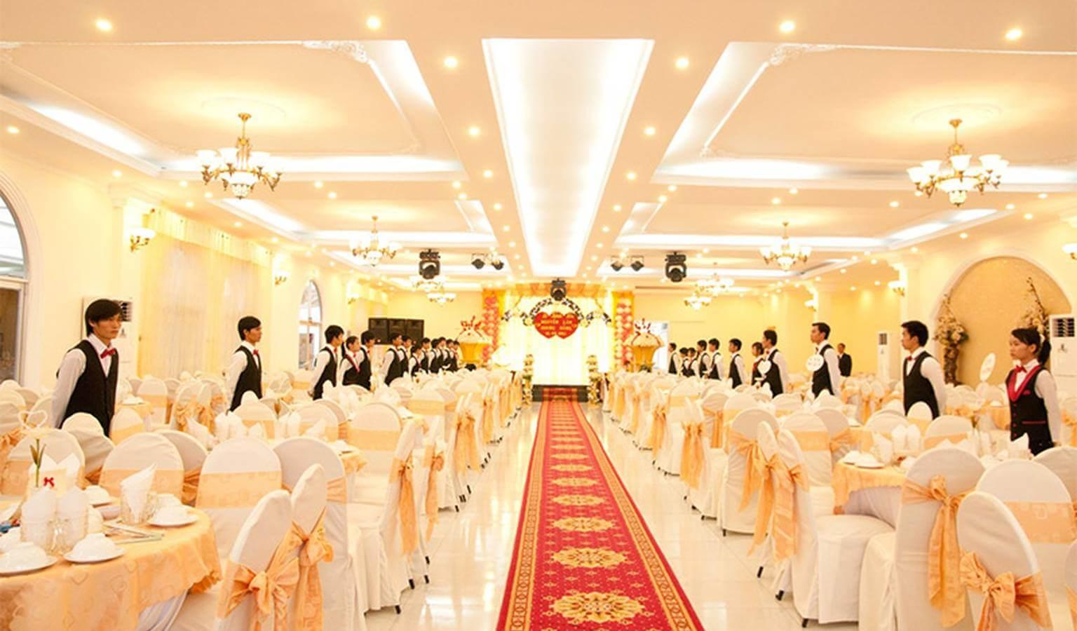 Nhà hàng tiệc cưới Minh Thùy Marry