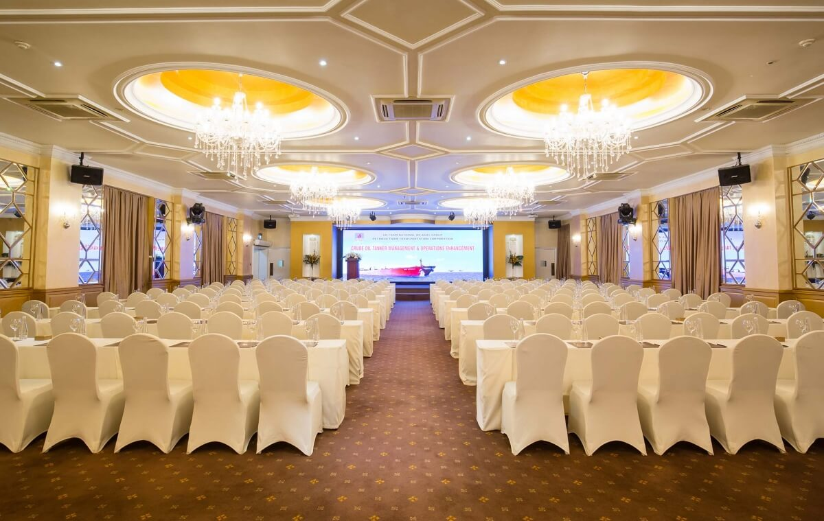 Tòa nhà Sự Kiện Gala Royale Marry